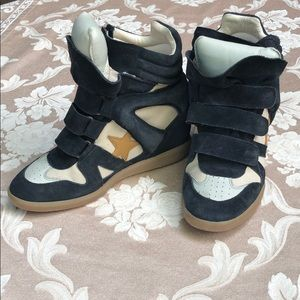 Shoes - Isabel Marant Sneaker Wedge